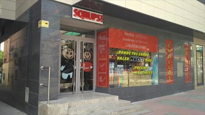 SQRUPS abre nova unidade Na CORUNHA Espanha