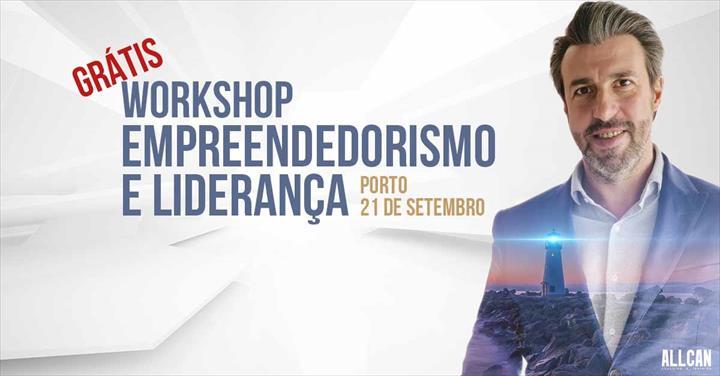 ALLCAN promove Workshop Empreendorismo e Liderança