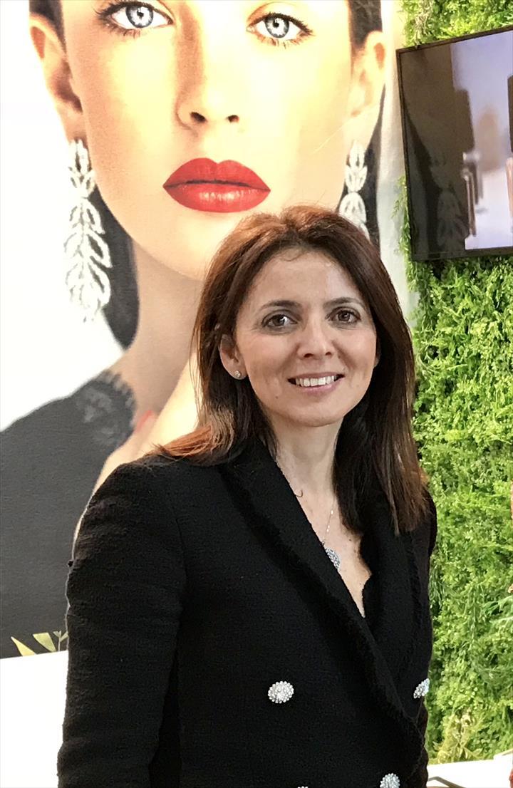 Entrevista à CEO d-beautygroup, Sra. Mery Oaknin