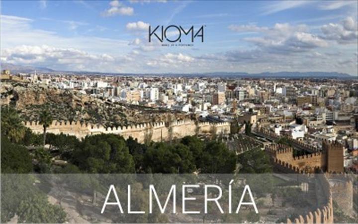 Nueva Tienda KIOMA – Almeria