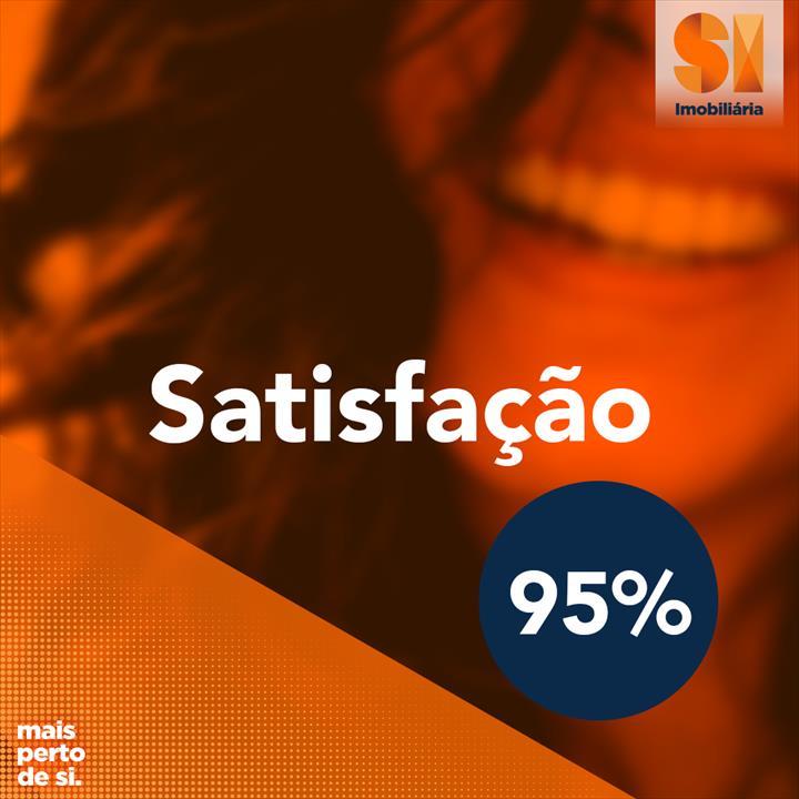 Índice de satisfação da SI é de 95%