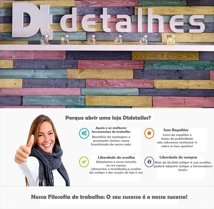 A Dtdetalles assina mais um contrato para abertura de loja em Portugal!