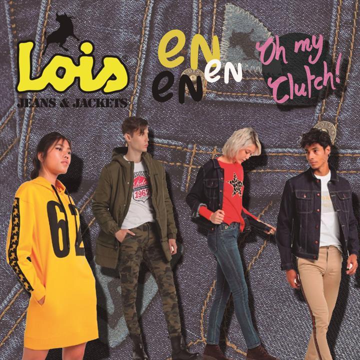 Lois na Oh My Clutch!