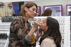 Alda Gomes – maquilhadora por um dia na Kioma!