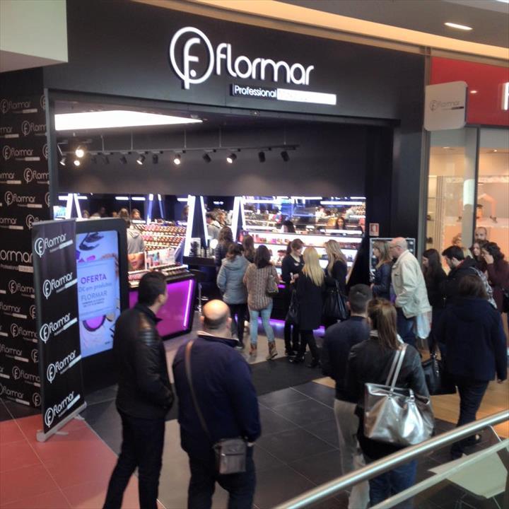 Abriu hoje mais uma loja flormar a segunda em braga - Centro comercial nova arcada ...