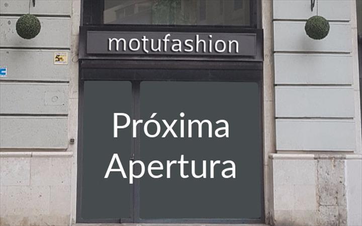 Nova abertura de Motufashion Valladolid