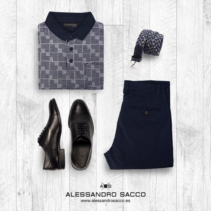Alessandro Sacco – Primavera / Verão com estilo e atitude.