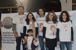 A EXPLICOLÂNDIA realiza campanha de Marketing na Feira do Livro de Leiria
