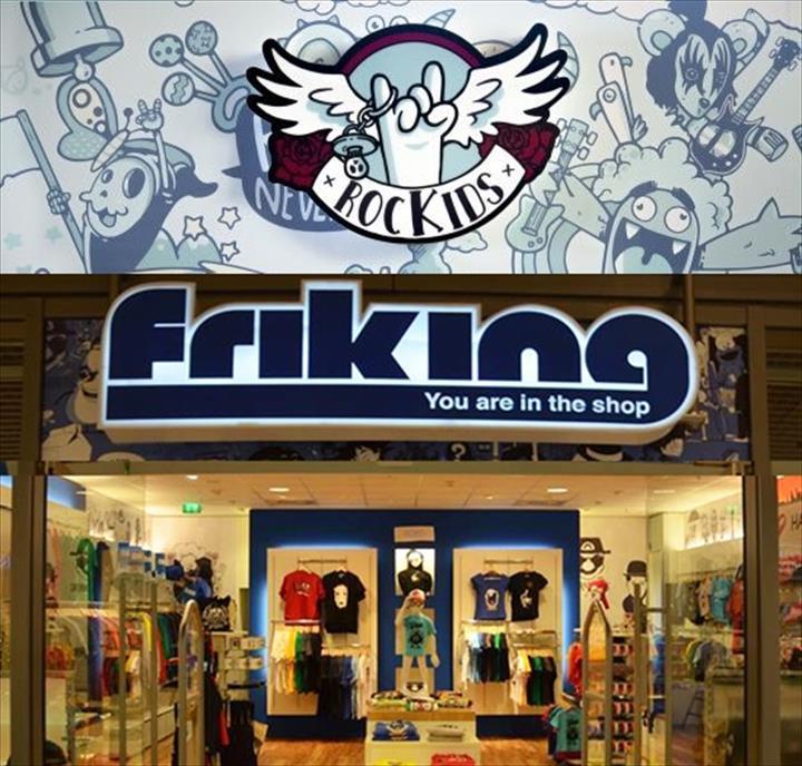 A promoção para licença Friking e Rockids está à chegar ao fim! Aproveite até o fim do mês de Outubro e abra já a sua loja!