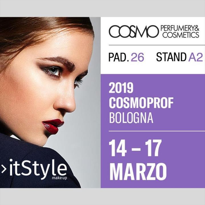 ItStyle na Cosmoprof Bologna! A Maior Feira do Sector no mundo!