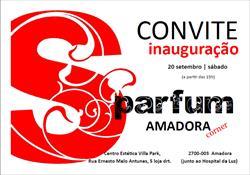 S Parfum abre um novo ponto de venda na Amadora