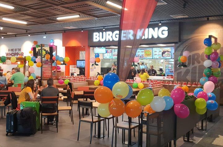 BURGER KING® INAUGURA RESTAURANTE NO AEROPORTO DA MADEIRA