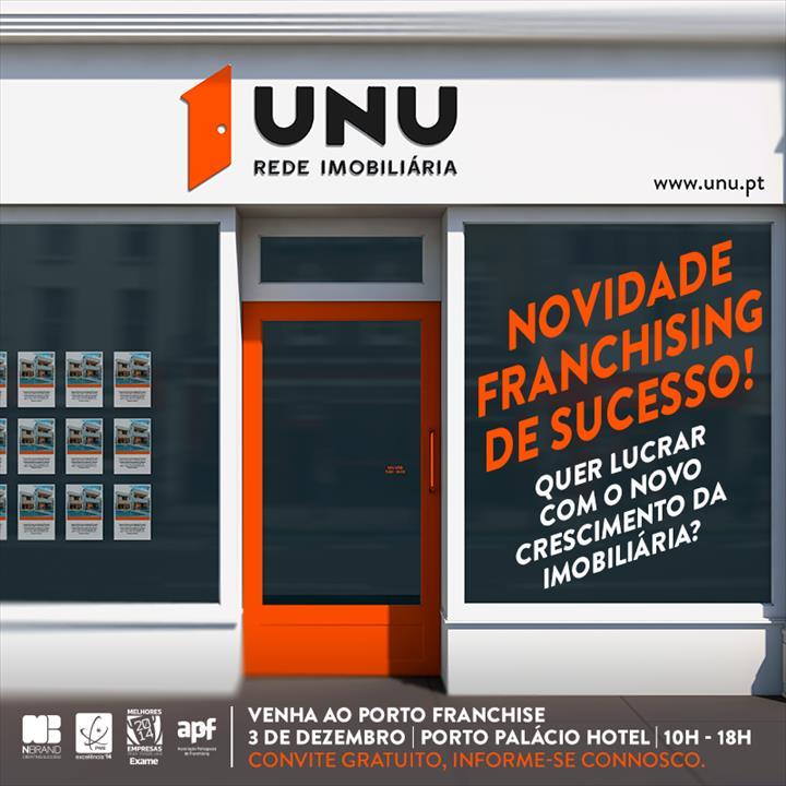 Imobiliária UNU Novidade Nacional