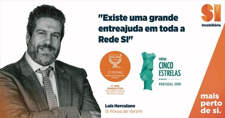 """Testemunho de Luís Herculano, SI Póvoa de Varzim"""