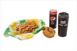 """Subway® e Pepsi Max brindam """"à sua maneira"""""""