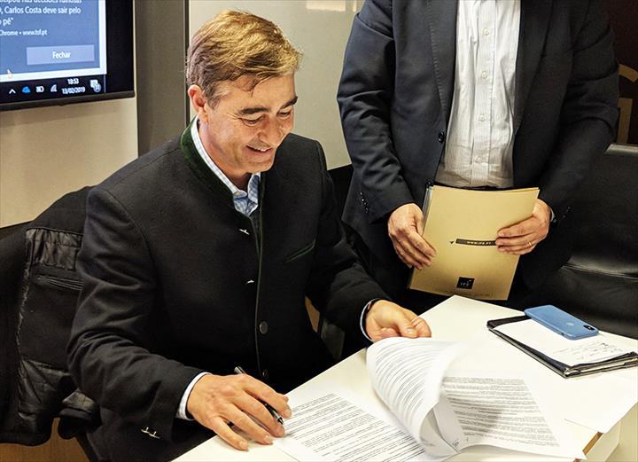 Manuel Alvarez, Presidente da RE/MAX Portugal, é o novo Presidente da APF - Associação Portuguesa de Franchising
