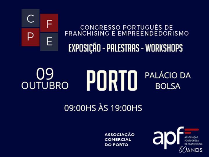 Evento: Congresso Português de Franchising e Empreendedorismo