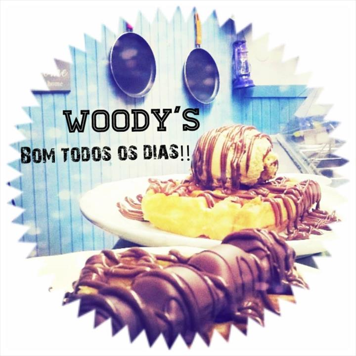 Woodys waffles shop abre mais uma loja!