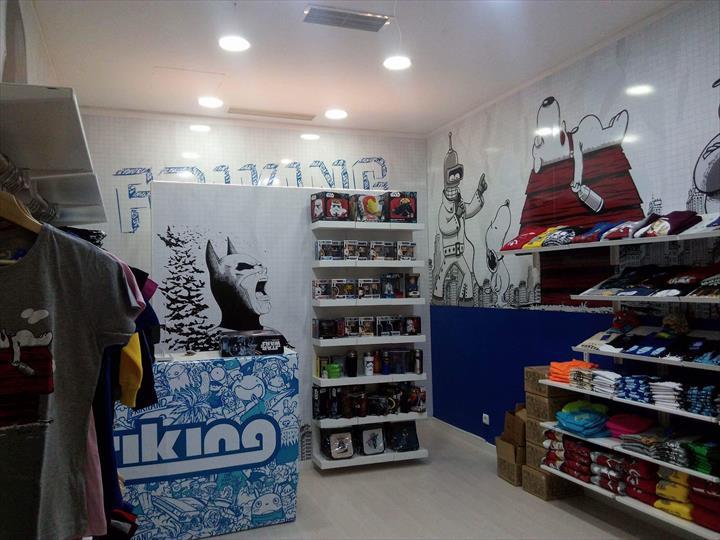 Abriu no dia de ontem a nova loja Friking desta vez no CC. Roma em Lisboa!!!