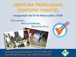 PontoPay abre duas novas Unidades