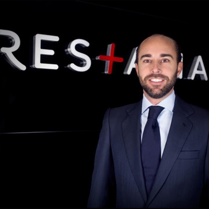 Pablo Cantillana, Nova Europeia Gerente diretor do grupo Restalia na Itália