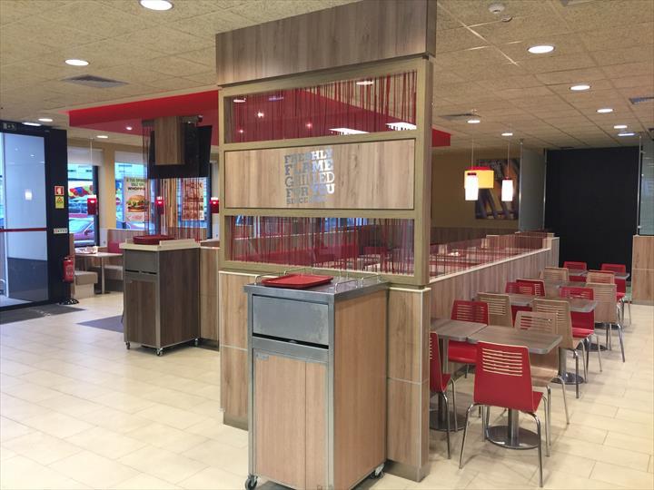 BURGER KING® abre novo restaurante em Cruz de Pau