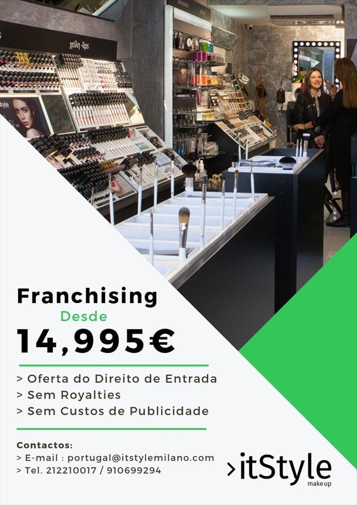 ItStyle – Oferecemos o Direito de Entrada ! Investimento desde 14,995€