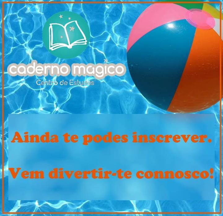 Centros Caderno Mágico em ação!