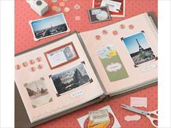 DULZIA: Scrapbooking, personalizar e reutilizar com Scrap