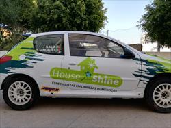 House Shine vai estar presente no Rally Flor do Alentejo 2021