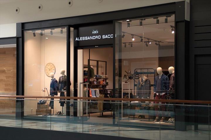 Alessandro Sacco – mais que uma oportunidade de negócio um conceito para todos os estilos de moda masculina.