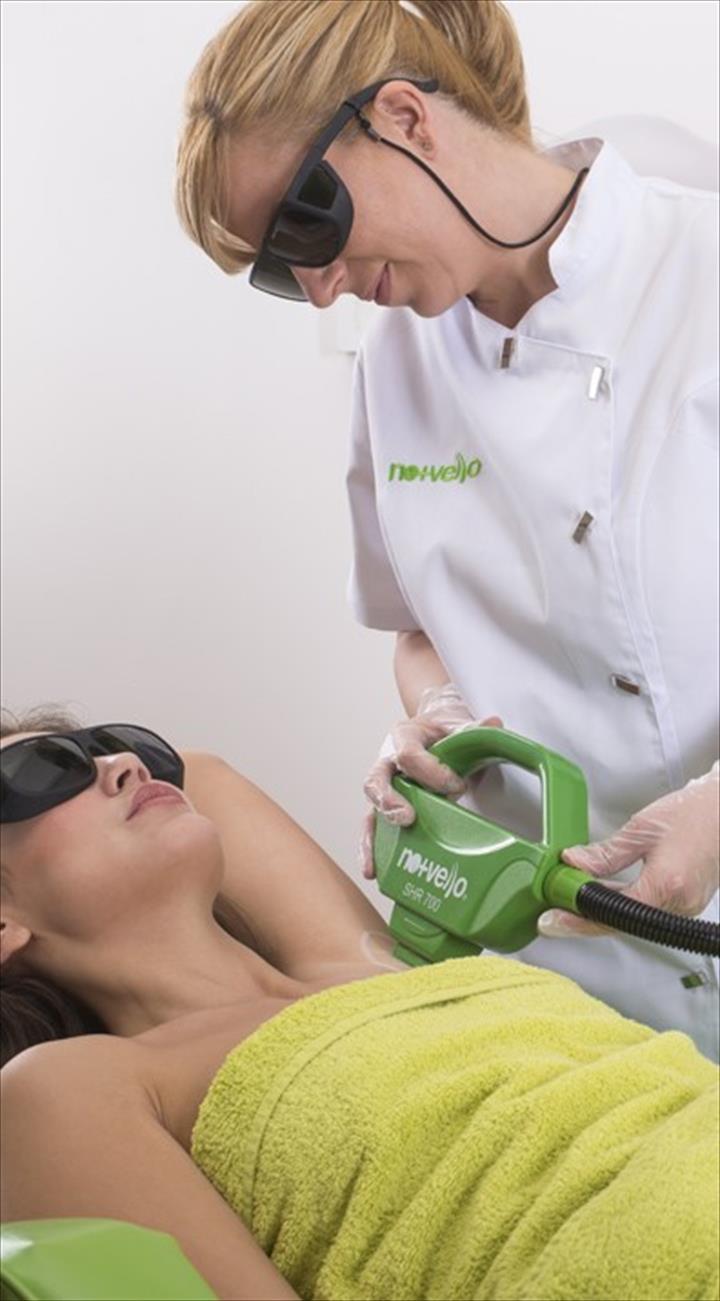 A depilação com luz pulsada intensa (IPL) representa o mais moderno e inovador sistema de depilação