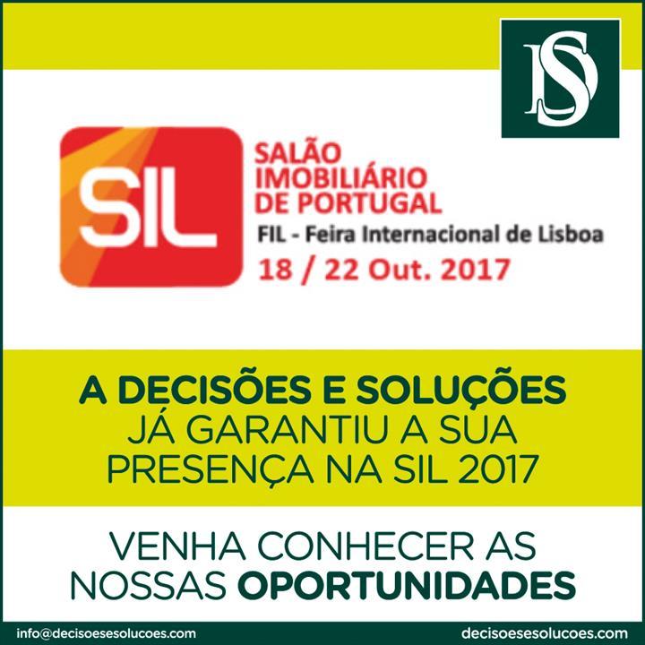OFERTA 360º DA DECISÕES E SOLUÇÕES EM DESTAQUE NA 20ª EDIÇÃO DO SALÃO IMOBILÁRIO DE PORTUGAL