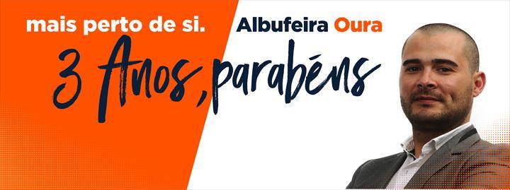 """""""A Agência Soluções Ideais Albufeira-Oura celebra, dia 13 de Fevereiro, o seu Terceiro Aniversário."""
