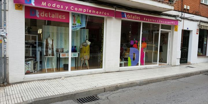 """""""Nova loja Dt Detalles abre em Constantina (Sevilha)."""