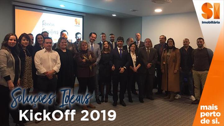 Grupo Soluções Ideais reúne-se em Fátima para reunião de KickOff 2019.