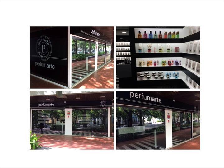 Perfumarte inaugura loja em Castelo Branco