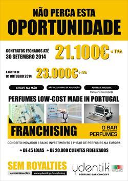 Não perca esta oportunidade, até ao final de Setembro poupe 1.900€!