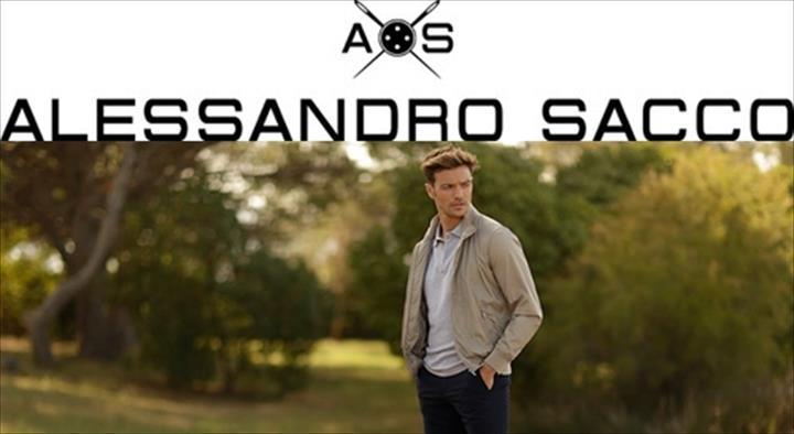 Alessandro Sacco – o melhor da moda masculina em um único franchising.