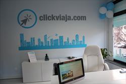 clickviaja.com abre em Montes Burgos