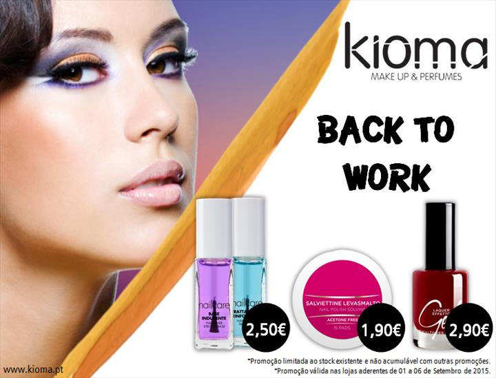 KIOMA – Back to Work