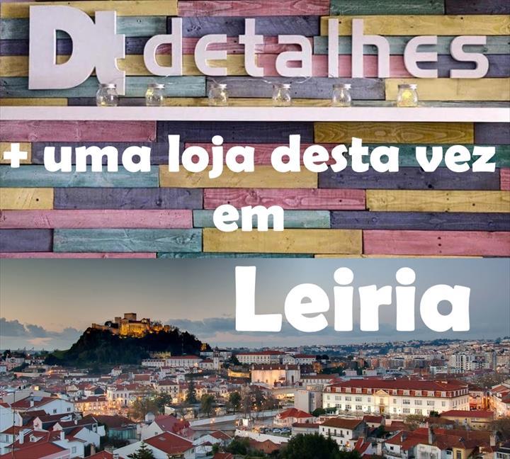 """""""A Dtdetalles assina mais um contrato de abertura de loja desta vez para a cidade de Leiria."""