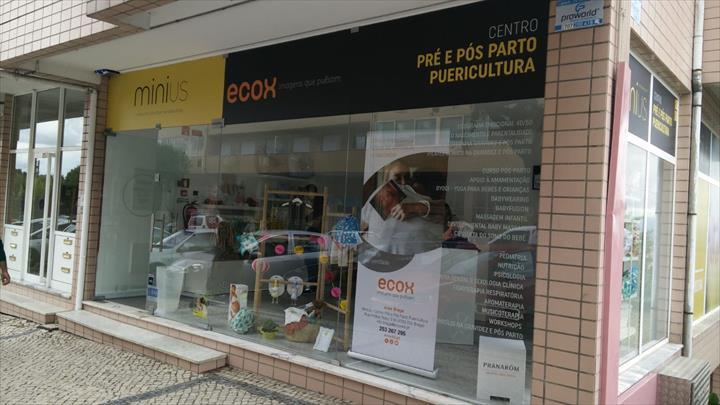 JÁ ABRIU O NOVO CENTRO ECOX 4D - 5D EM BRAGA