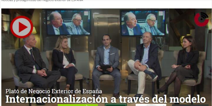 """O Grupo de Euroycia esteve presente no programa: """"Internacionalização através do modelo de franchising"""""""