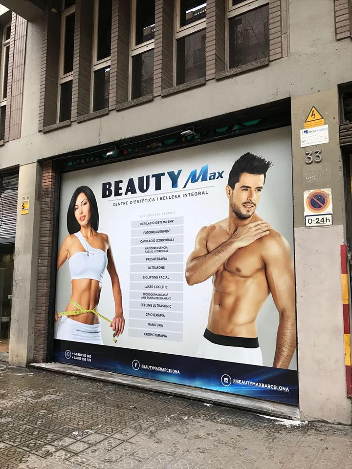 Beauty Max abre um novo centro em BARCELONA