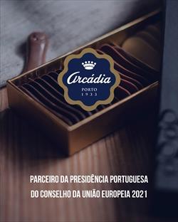 Arcádia é fornecedora da Presidência Portuguesa do Conselhoda União Europeia