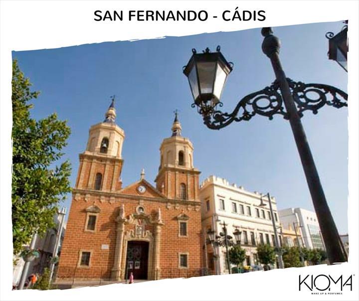 NOVA LOJA KIOMA – San Fernando / Espanha