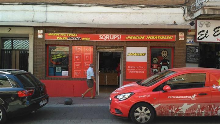 SQRUPS EM VELOCIDADE DE CRUZEIRO