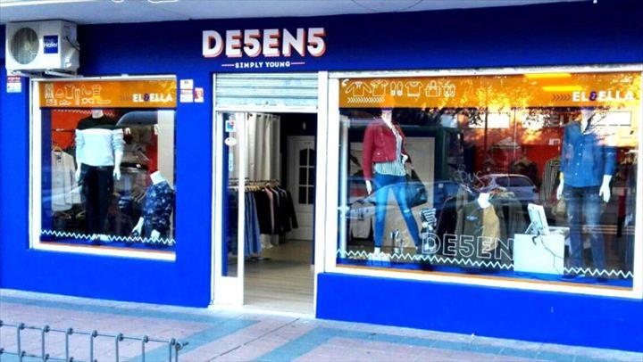 Desta vez, apresentamos a última abertura na cidade de Getafe Madrid De5en5