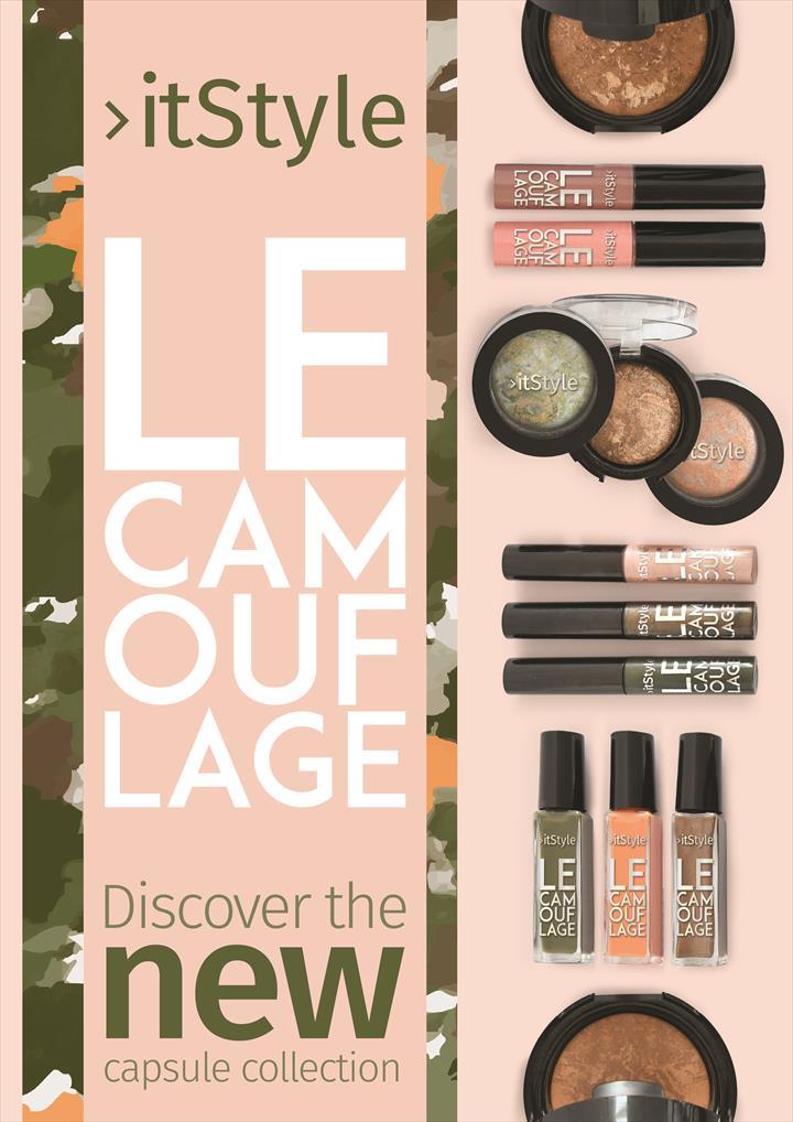 ItStyle Make Up – Nova Colecção Le Camouflage